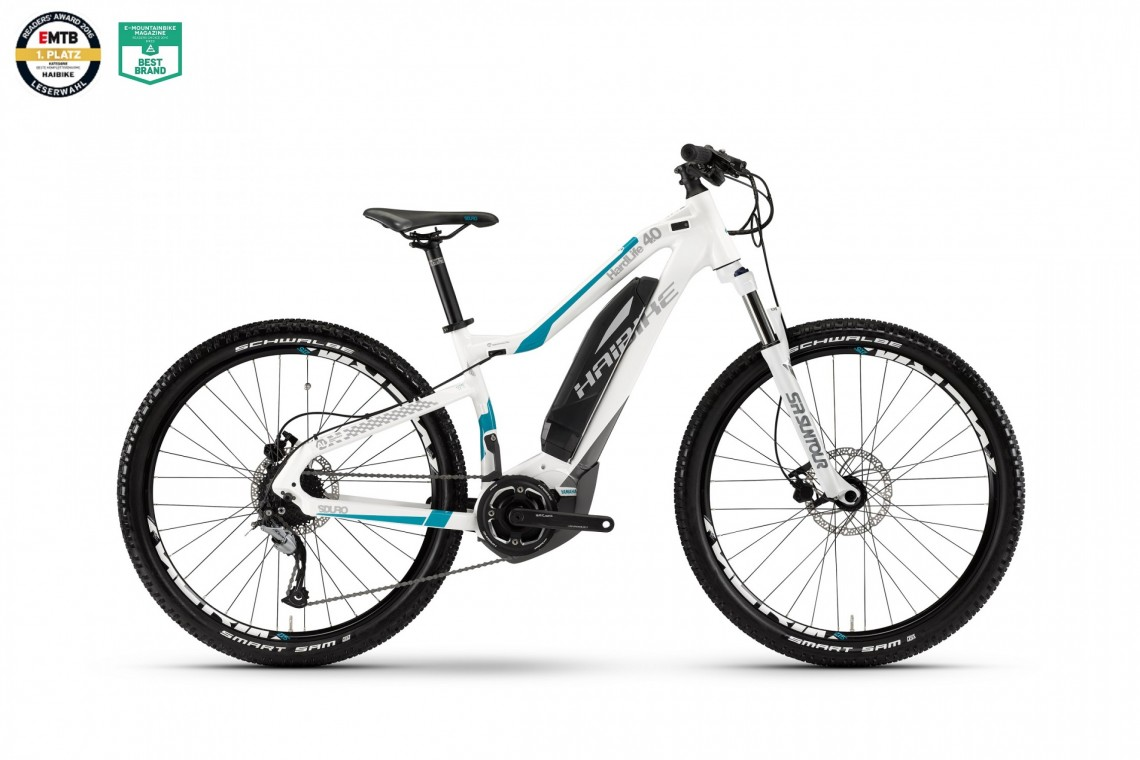 Haibike LADIES SDURO HardLife 4.0 400 2017 Electric Bike