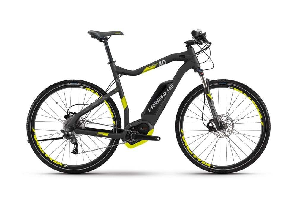 Haibike XDURO Cross 4.0 500 2017 Electric Bike