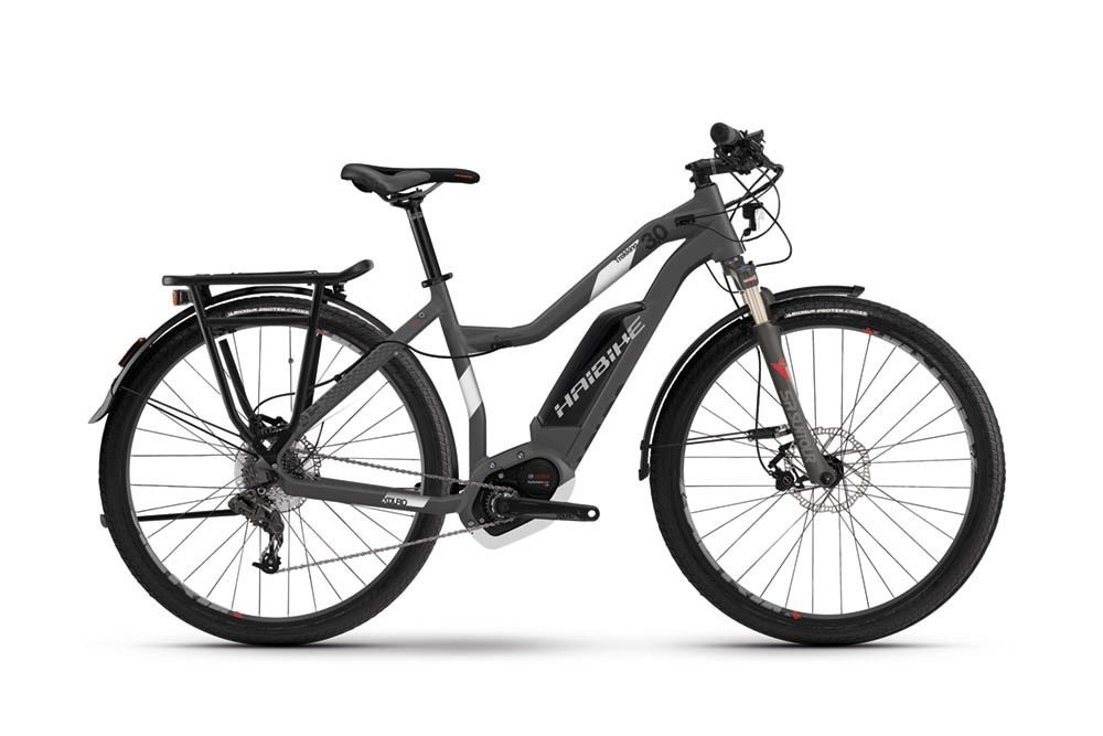 Haibike XDURO Trekking 3.0 500 2017- Bosch Electric Hybrid