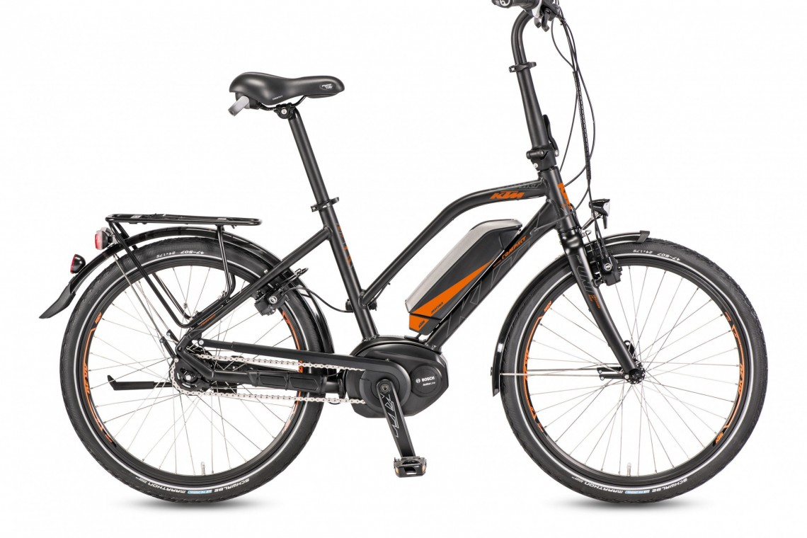 KTM Macina Compact 8 2017 Electric Bike