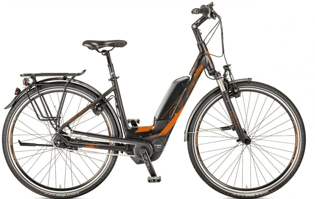 KTM Macina Eight RT A5 2017 Electric Bike