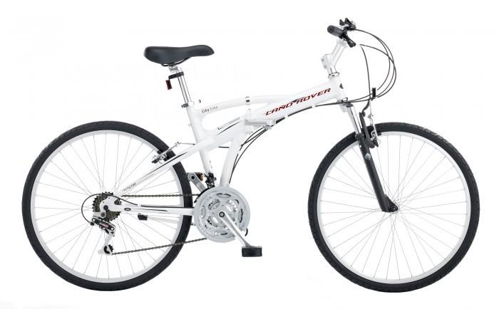 Land Rover City Elite 2010 Folding Bike Folding Bicycle