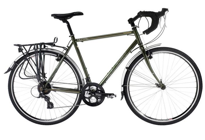 Raleigh Royal 2014 Touring bike