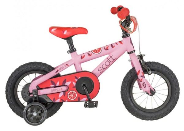 Scott Contessa Jr 12 2018 - Girls 12inch Kids Bike