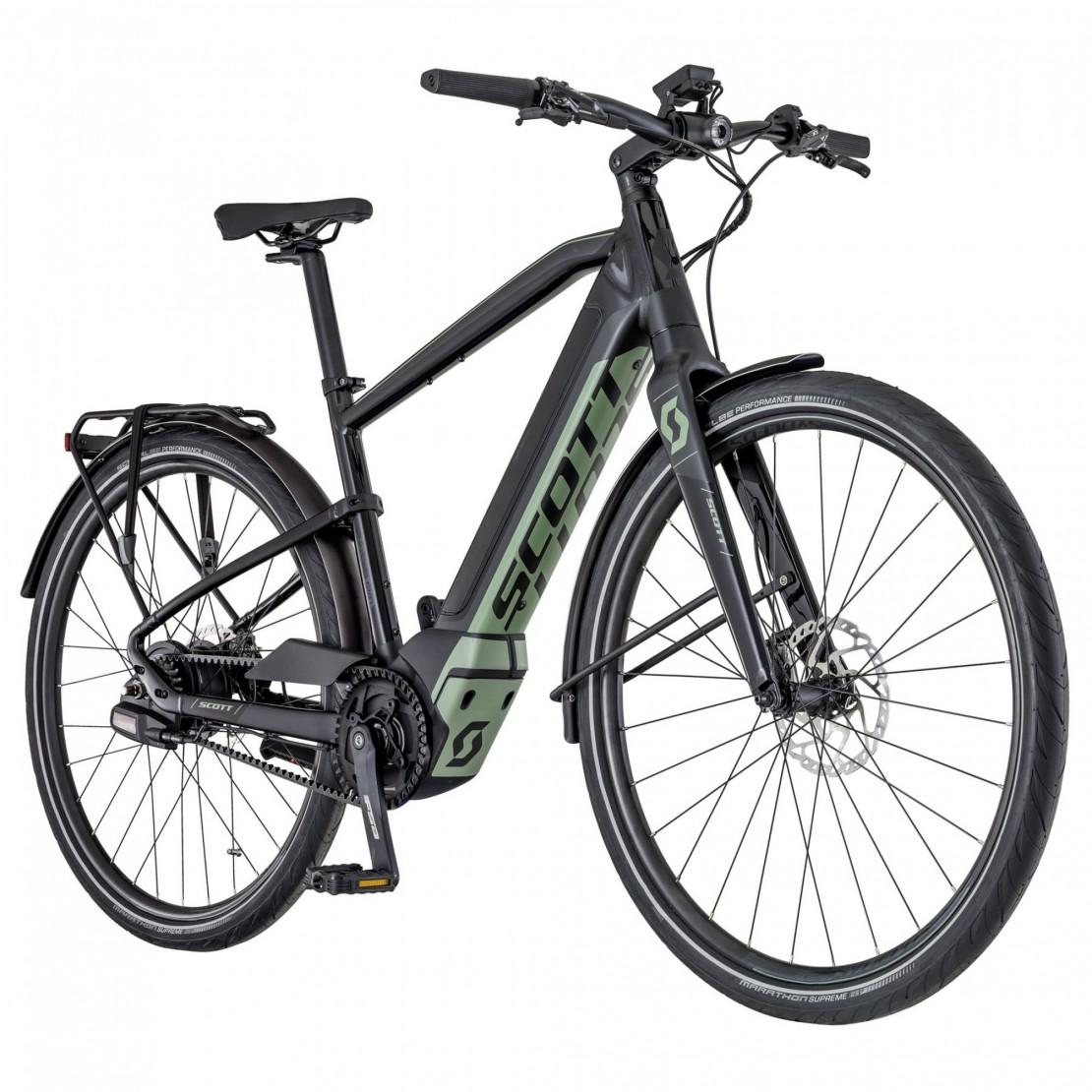Scott E-Silence Evo, 2018 electric bike