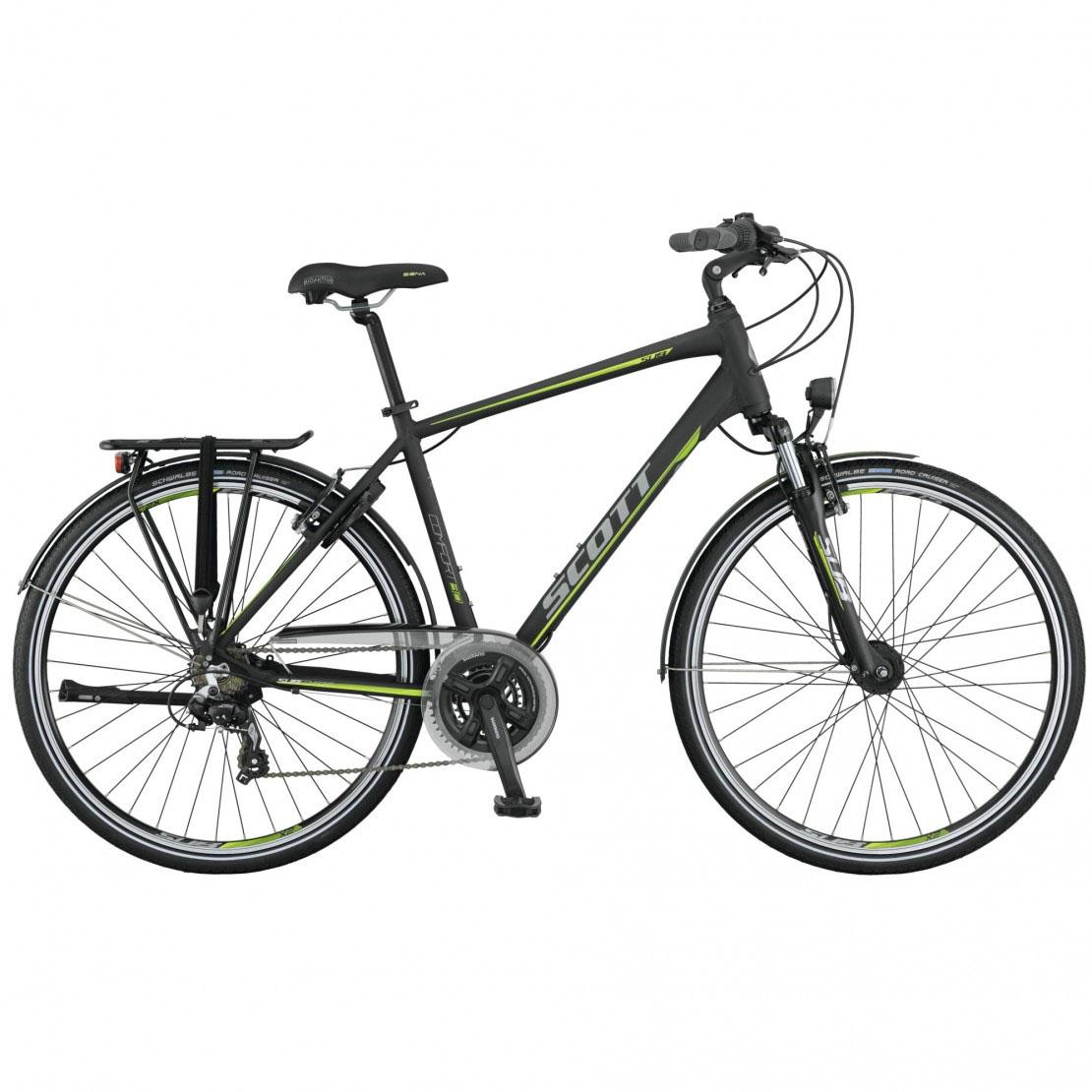Scott Sub Comfort 30 Men Hybrid Hybrid Bike
