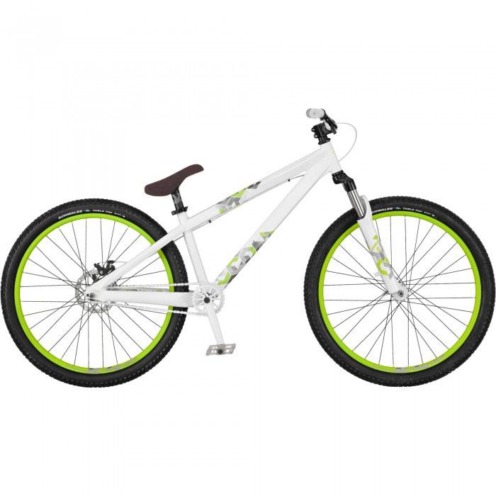 Scott Bike Voltage YZ 0.2 2012 Dirt and Jump Bike BMX Bike