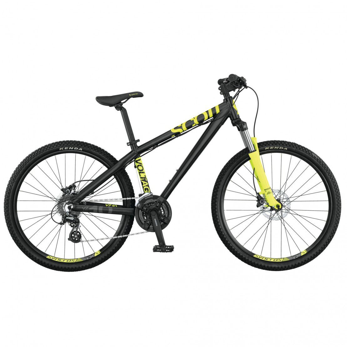 Scott Voltage YZ 10 2015 Dirt and Jump Bike