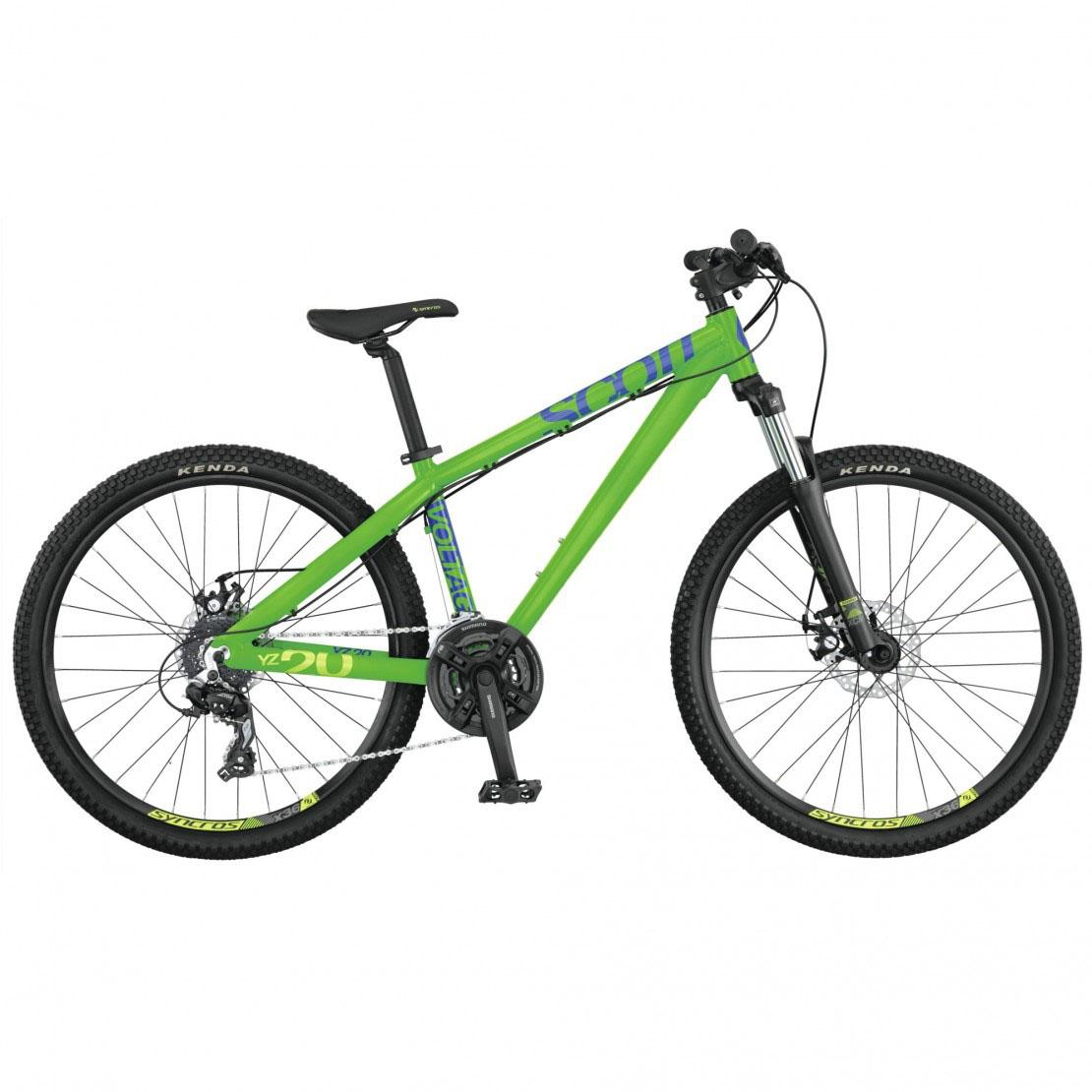 Scott Voltage YZ 20 2015 Dirt and Jump Bike