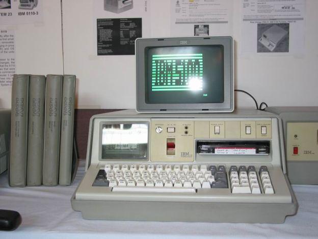 L'IBM 5100 non rientra nella tipologia di PC cui mi riferisco