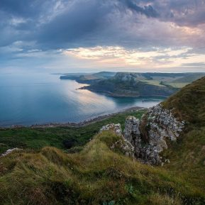 Emmetts Hill Chapmans Pool Dorset Landscape Photography