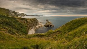 Mupe Bay Lulworth Estate, Dorset. Landscape Photography