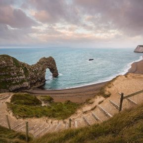 Durdle Door Lulworth Estate, Dorset. Landscape Photography