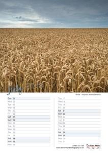 Damian Ward Photography Calendar 2018 July