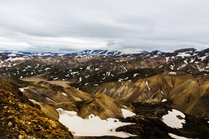 Guide Islande Lieux Incontournables DamienLB Landmannalaugar