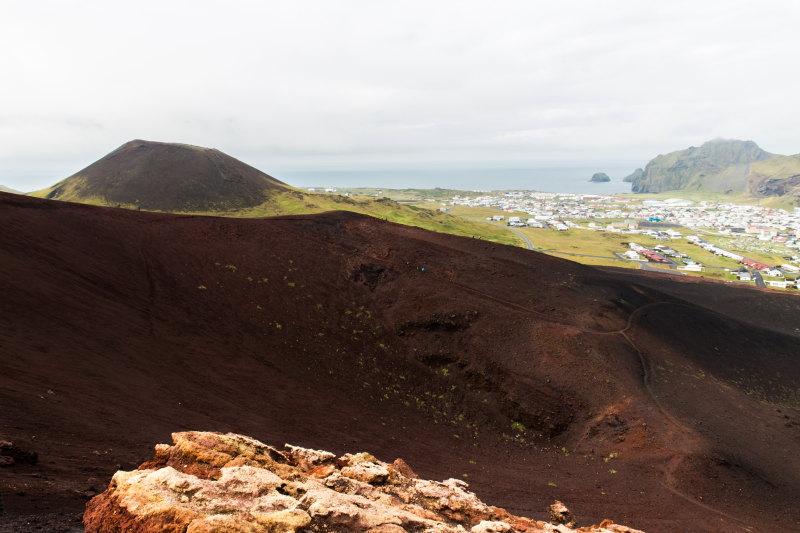 Guide Islande Lieux Incontournables DamienLB Heimaey Eldfell