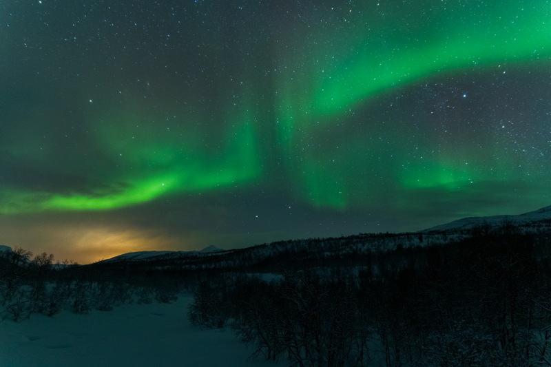 Guide Tromso DamienLB aurores boreales creative vacations