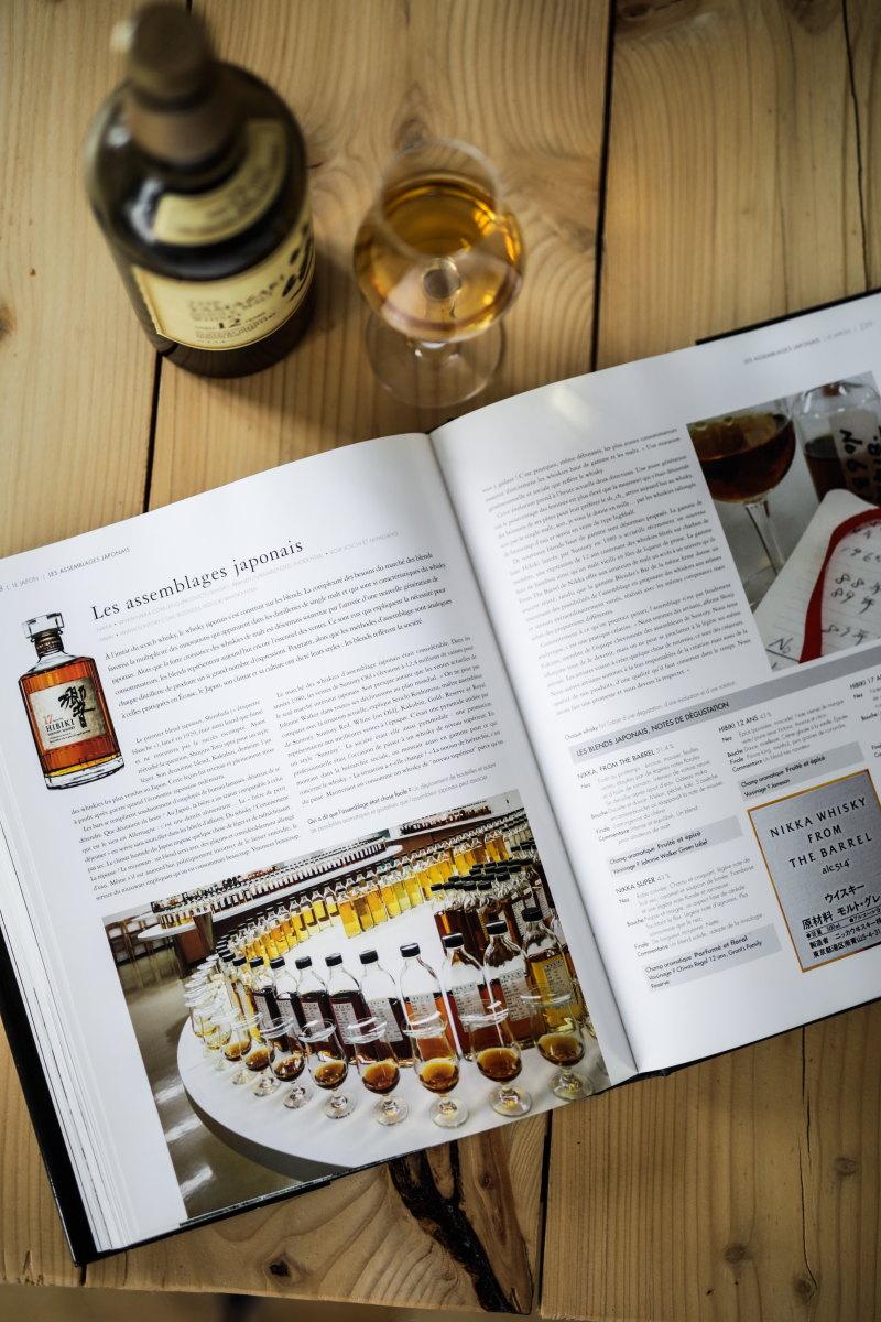 Atlas Mondial du Whisky Dave Broom DamienLB livre