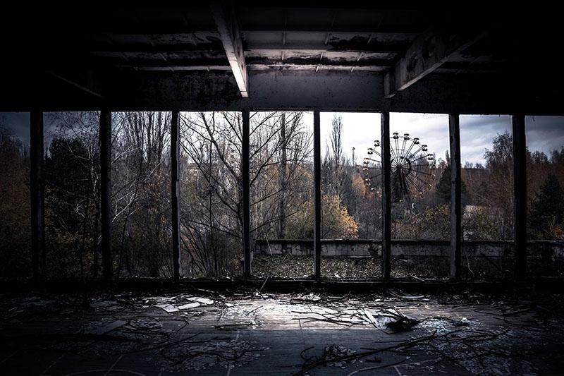 DamienLB Chernobyl série télé 2019