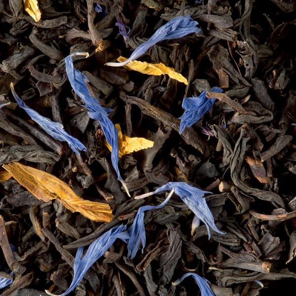 the noir aromatise n 3 jardin bleu