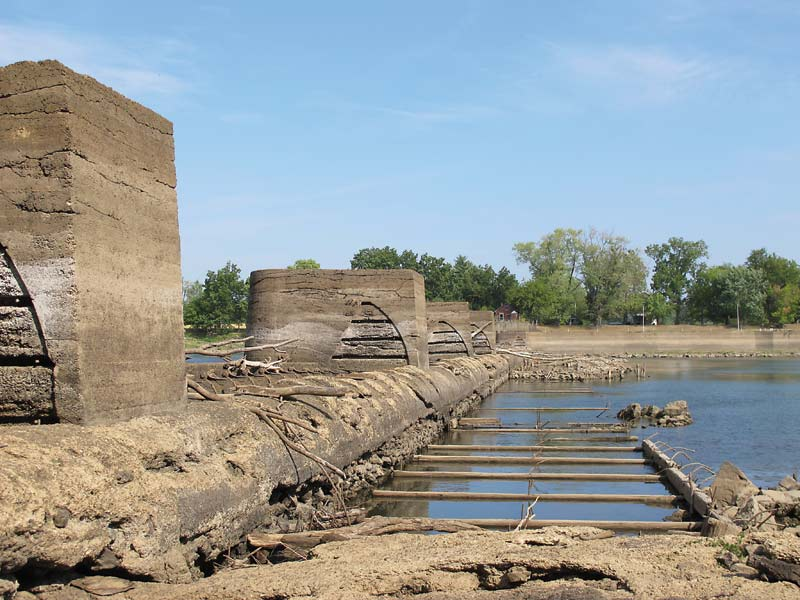 Missouri River – Damming the Osage
