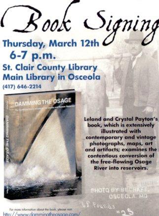 Osceola Book Signing