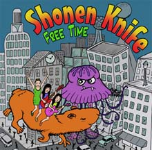 Free Time – Shonen Knife