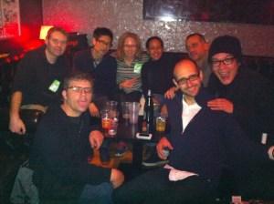 BM crew after final show