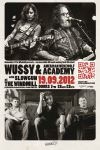 Wussy & American Werewolf Academy – 19 Sep 12