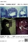 Scrawl & Shannon Wright (full band) – 29 Nov 12