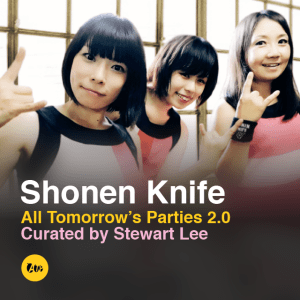 ATP SL 2016 Band Frames_Shonen Knife