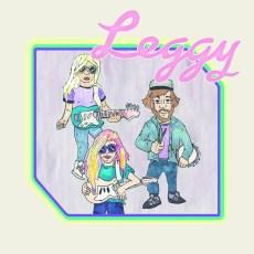 Leggy – Leggy (Remastered) Album in 12″ Pink or Clear Vinyl