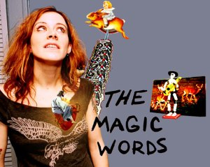 The Magic Words – Junk Train – mw copy