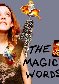 Damnably presents The Magic Words (Lisa Walker from Wussy)