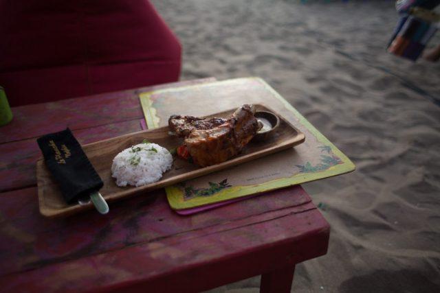 La Plancha Bali Seminyak Pork Ribs