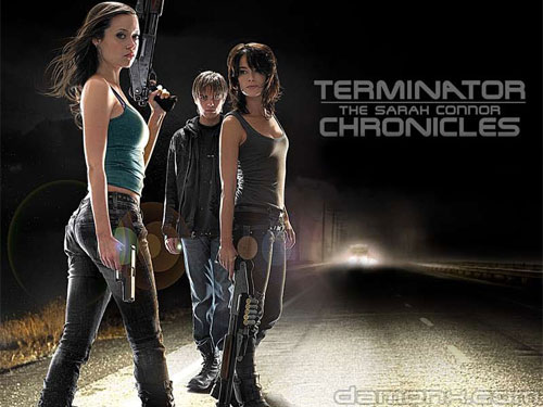 Commande] Terminator : The Sarah Connor Chronicles | Blu Ray