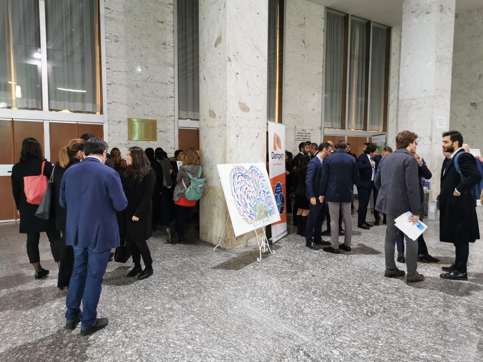 congresso Agius Aula Magna Tribunale di Palermo