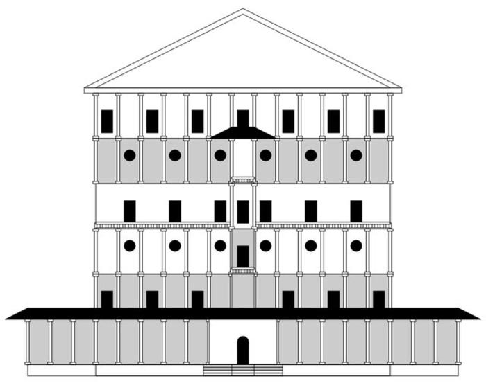 Palladian Facade Generator