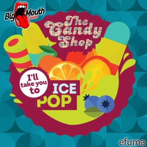 The Candy Shop - Ice Pop - 30ml