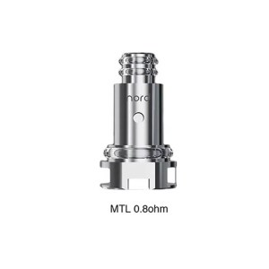 5pcs Nord Replacement Coil - MTL 0.8ohm