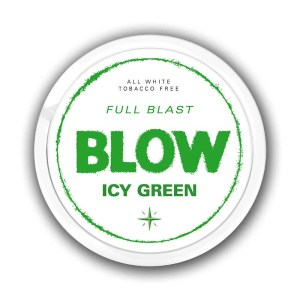 BLOW Icy Green