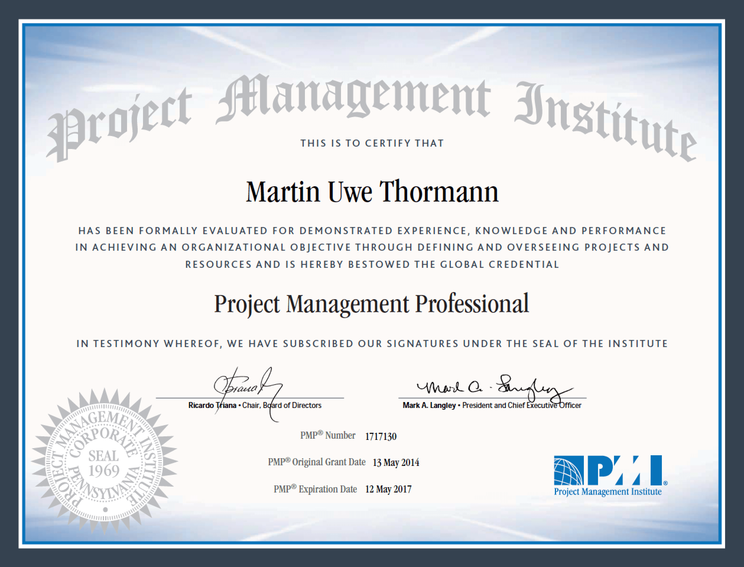 best professional certifications