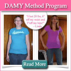 The DAMY Method - Natural Weight Loss Program
