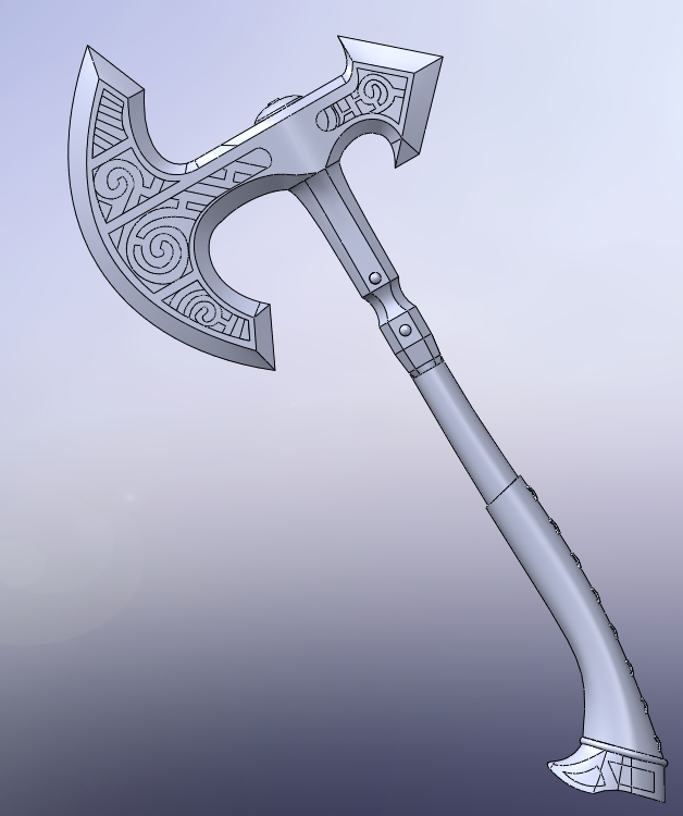 Cutting Down the FeatureTree with a Skyrim Axe - Direct vs Parametric Modeling in SolidWorks 2013