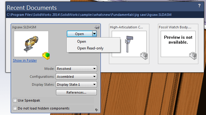 SolidWorks 2014 What's New - Chapter 3: SolidWorks Fundamentals, Part II