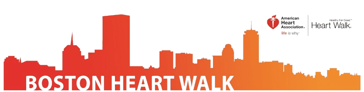Join the BANSWUG team for this year's Boston Heart Walk!