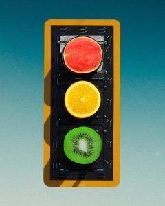 FruityTrafficLight