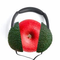 AvocadoHeadphones