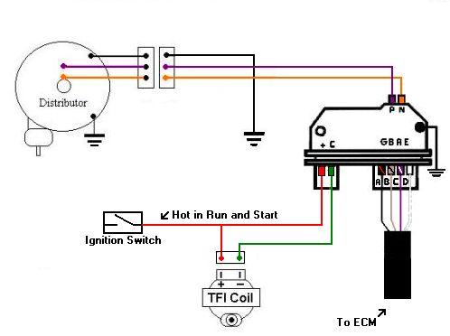 Msd 6al Hei Wiring Diagram Chevy Hei Distributor Question Steel Vs Bronze Gear Jeepforum Com