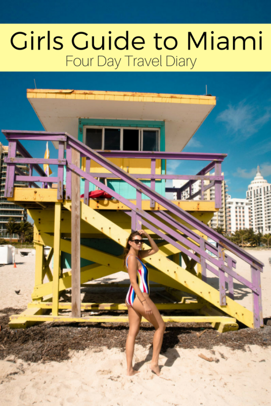 Girls Guide to Miami